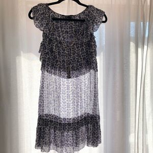Marc by Marc Jacobs Chiffon Summer Dress size XS